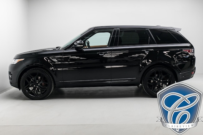 2015 Land Rover Range Rover Sport V8 Supercharged AWD Autobiography SUV