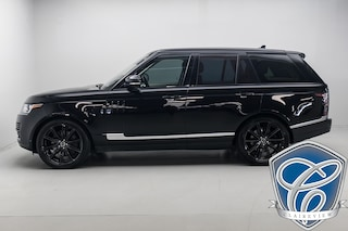 2016 Land Rover Range Rover 5.0L V8 Supercharged AWD SUV
