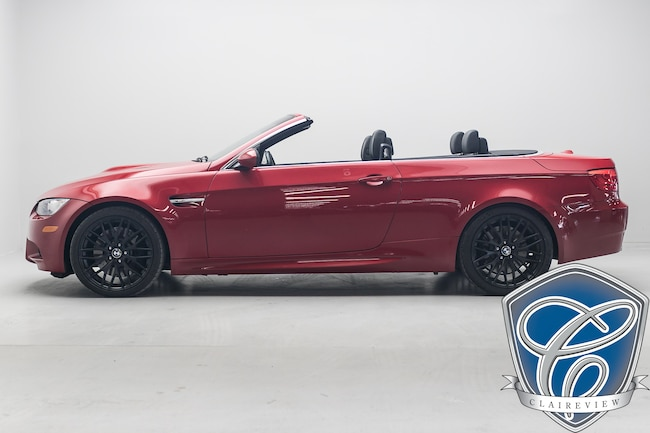2011 BMW M3 Convertible w/ Navi, Bluetooth, Keyless Entry & Go Cabriolet