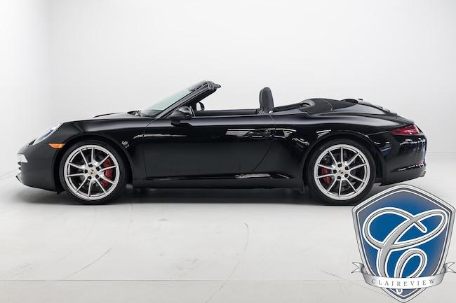2012 Porsche 911 Carrera C2S Cab, *12,000 KM* PDK, NAVI Cabriolet