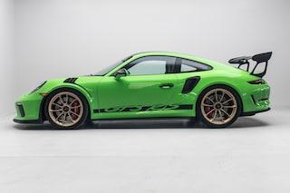 2019 Porsche 911 GT3 RS WEISSACH Package, Lizard Green Coupe