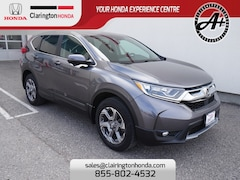 2017 Honda CR-V EX, ONE OWNER!, PURCHASED & SERVICED AT CLARINGTON SUV
