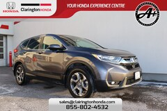 2017 Honda CR-V EX-L, ONE OWNER! SERVICED HERE! SUV