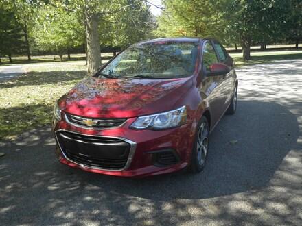 2020 Chevrolet Sonic Premier Sedan Sedan