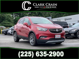 2019 Buick Encore Sport Touring Front-wheel Drive