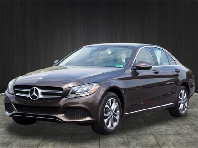2017 Mercedes-Benz C-Class C 300D Sedan