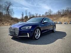 2018 Audi S5 3.0T Premium Plus Quattro Coupe