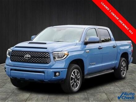2019 Toyota Tundra SR5 Crewmax Truck