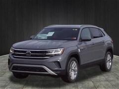 2020 Volkswagen Atlas Cross Sport 2.0T SE w/Technology (A8) 4motion SUV