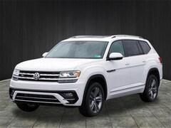 2019 Volkswagen Atlas SEL R-Line and 4motion SUV