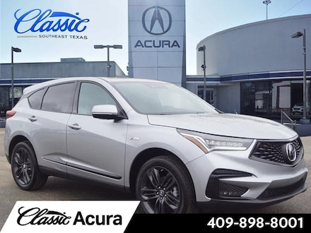 2020 Acura RDX with A-Spec Package SUV