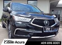 2019 Acura MDX SUV