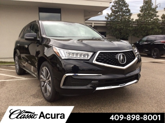 2019 Acura MDX with Technology Package SUV