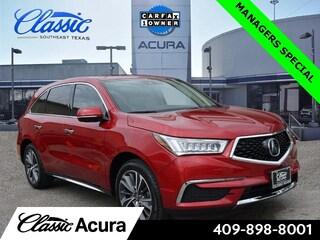 2019 Acura MDX 3.5L Tech & Entertainment Pkgs SUV