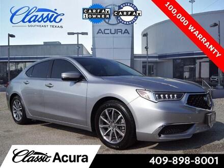 2019 Acura TLX 2.4L Tech Pkg Sedan