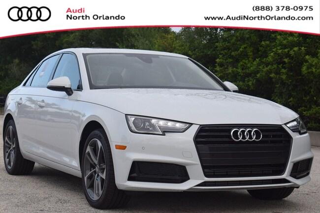 2019 Audi A4 Premium Sedan