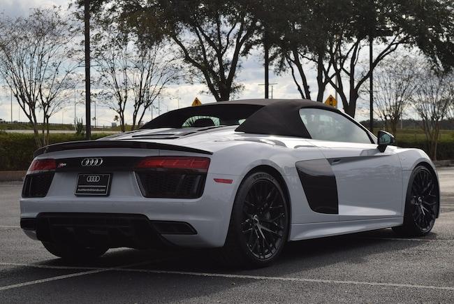 2018 Audi R8 In Orlando Fl Area For Sale