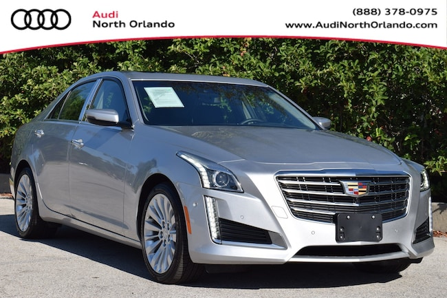 2019 CADILLAC CTS Premium Luxury AWD Sedan