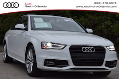 Used 2016 Audi A4 Premium Sedan for sale in Sanford, FL