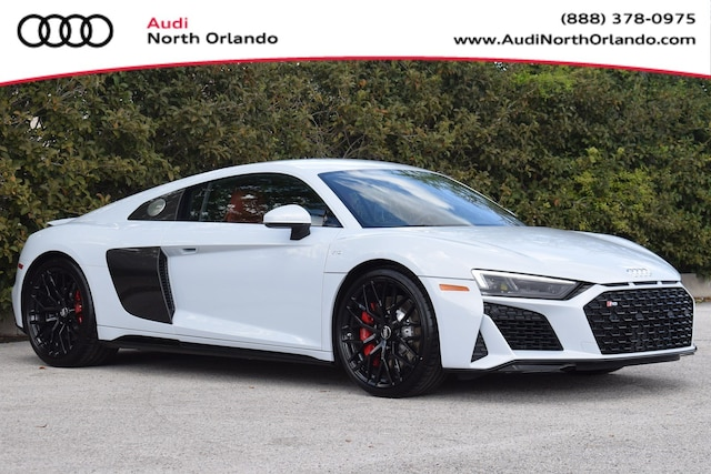 New 2020 Audi R8 5.2 V10 Coupe WUAEEAFX2L7901127 L7901127 for sale in Sanford, FL near Orlando