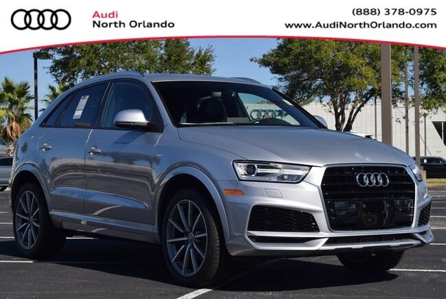 New 2018 Audi Q3 2.0T Sport Premium SUV Sanford