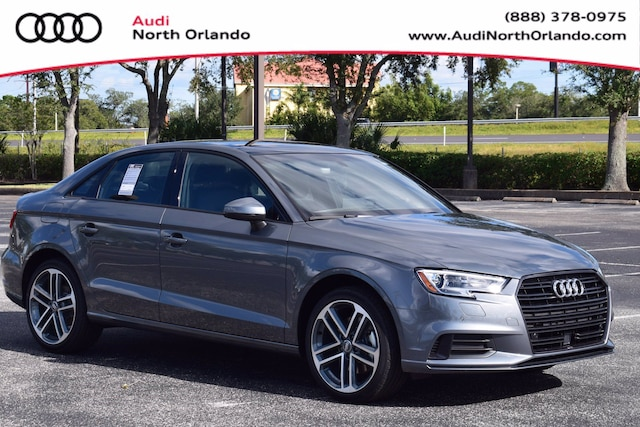 New 2020 Audi A3 2.0T Premium Sedan WAUAUGFF6LA104419 LA104419 for sale in Sanford, FL near Orlando