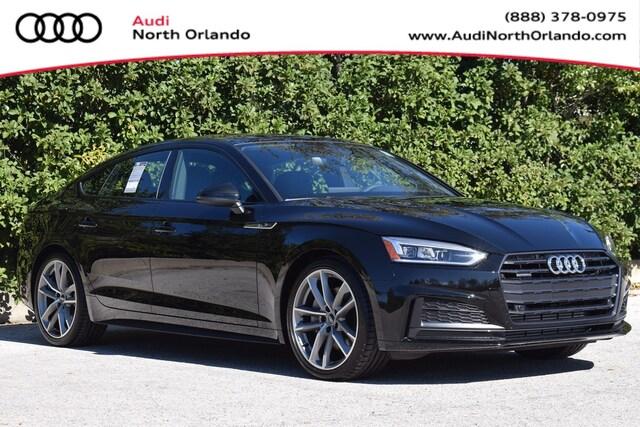New 2019 Audi A5 2.0T Premium Plus Sportback WAUENCF50KA094127 KA094127 for sale in Sanford, FL near Orlando