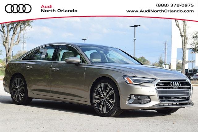 New 2020 Audi A6 45 Premium Plus Sedan WAUE8AF28LN004640 LN004640 for sale in Sanford, FL near Orlando