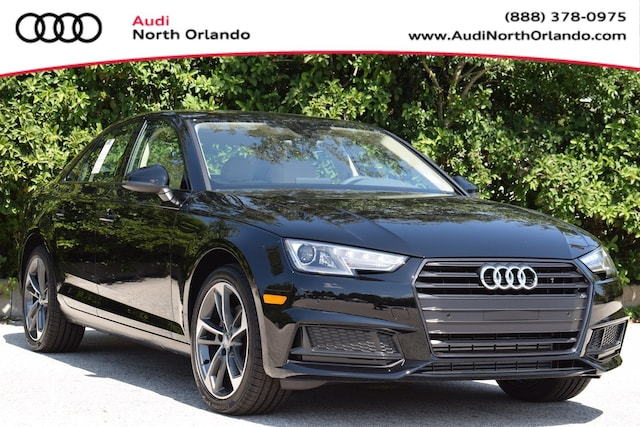New 2019 Audi A4 2.0T Titanium Premium Sedan WAUGMAF43KA115267 KA115267 for sale in Sanford, FL