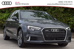 New 2019 Audi A3 2.0T Premium Sedan WAUBEGFF5K1020754 for sale in Sanford, FL