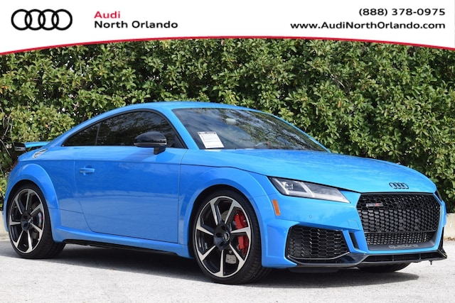 New 2019 Audi TT RS 2.5T Coupe WUAASAFV4K1901122 K1901122 for sale in Sanford, FL near Orlando