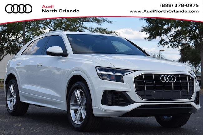 New 2019 Audi Q8 3.0T Premium SUV Sanford