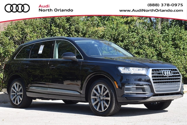 New 2019 Audi Q7 45 SE Premium SUV WA1LHAF77KD045877 KD045877 for sale in Sanford, FL near Orlando