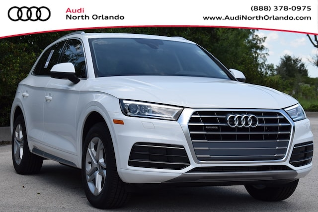 New 2019 Audi Q5 2.0T Premium SUV for sale in Sanford, FL