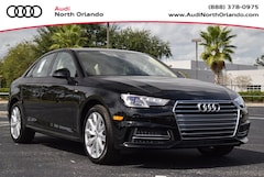 New 2018 Audi A4 2.0T Tech ultra Premium Sedan for sale in Sanford, FL