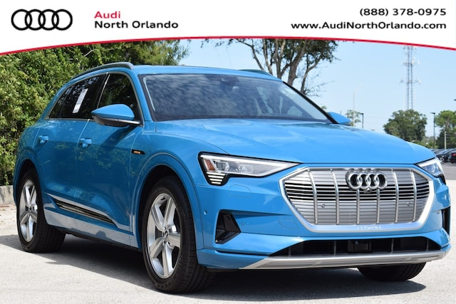 New 2019 Audi e-tron Prestige SUV WA1VAAGE3KB015670 KB015670 for sale in Sanford, FL