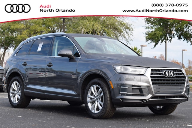 New 2019 Audi Q7 2.0T Premium SUV for sale in Sanford, FL