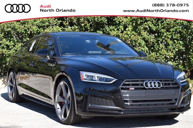 New 2019 Audi S5 3.0T Premium Plus Sportback Sanford