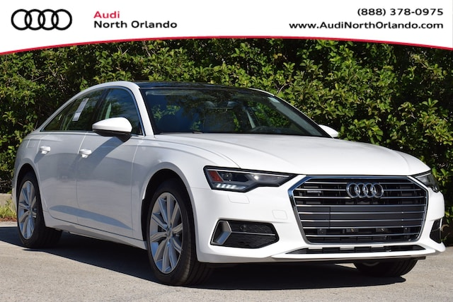 New 2019 Audi A6 45 Premium Sedan WAUD8AF25KN129041 KN129041 for sale in Sanford, FL near Orlando