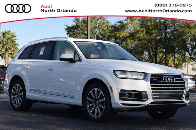New 2019 Audi Q7 For Sale Sanford Fl Wa1laaf79kd002131