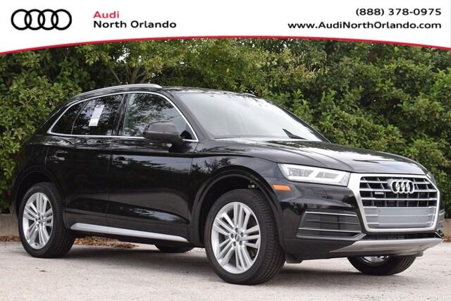 New 2020 Audi Q5 45 Premium Plus SUV WA1BNAFY8L2027219 L2027219 for sale in Sanford, FL near Orlando