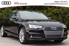 New 2019 Audi A4 2.0T Premium Plus Sedan WAUHMAF44KN001761 for sale in Sanford, FL