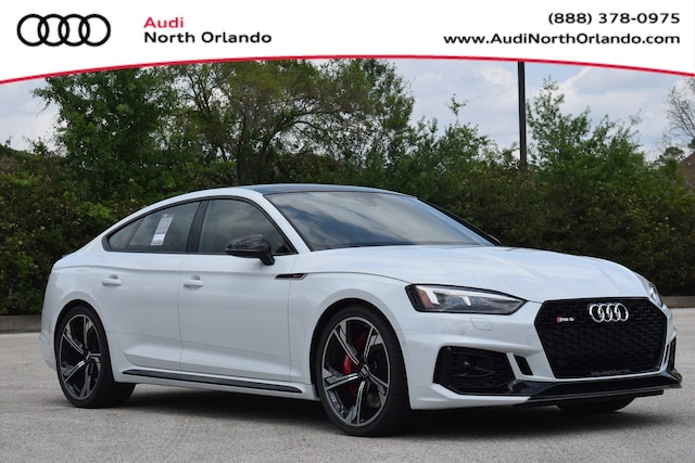 New 2019 Audi RS 5 2.9T Sportback WUABWCF53KA908275 KA908275 for sale in Sanford, FL near Orlando