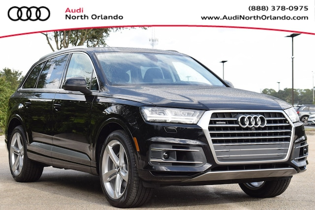 New 2019 Audi Q7 3.0T Prestige SUV WA1VAAF75KD048855 KD048855 for sale in Sanford, FL near Orlando