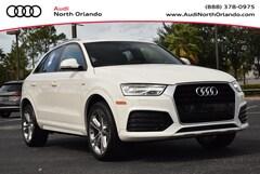 New 2018 Audi Q3 2.0T Premium SUV for sale in Sanford, FL