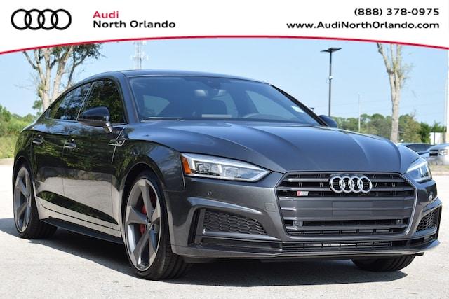 New 2019 Audi S5 3.0T Premium Plus Sportback WAUB4CF55KA066846 KA066846 for sale in Sanford, FL