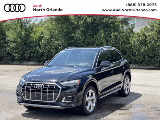 New 2021 Audi Q5 45 Prestige SUV WA1CAAFY8M2010437 M2010437 for sale in Sanford, FL near Orlando