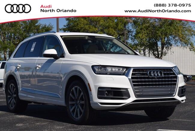 New 2019 Audi Q7 3.0T Premium Plus SUV Sanford