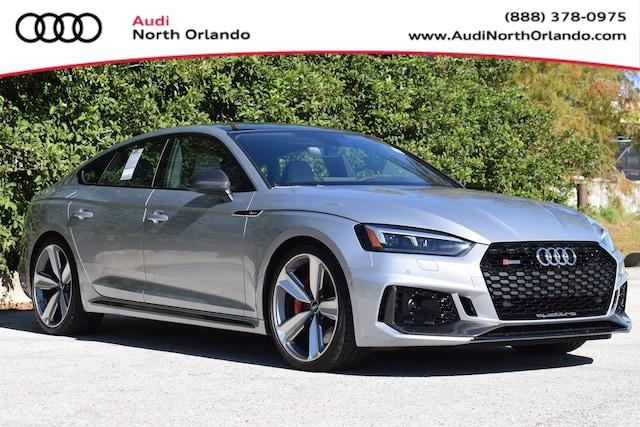 New 2019 Audi RS 5 2.9T Sportback WUABWCF59KA907499 KA907499 for sale in Sanford, FL near Orlando