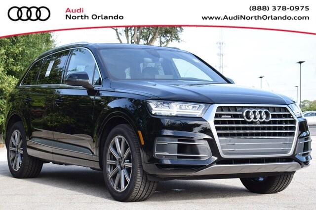 New 2019 Audi Q7 55 SE Premium SUV WA1AAAF76KD047521 KD047521 for sale in Sanford, FL